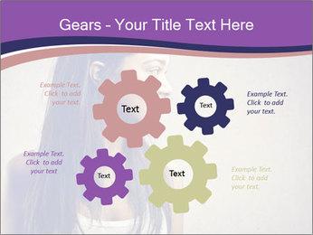 Black woman PowerPoint Template - Slide 47