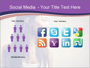 Black woman PowerPoint Template - Slide 5