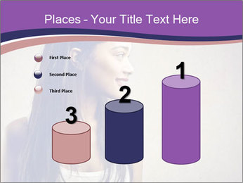 Black woman PowerPoint Template - Slide 65