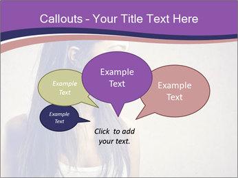 Black woman PowerPoint Template - Slide 73