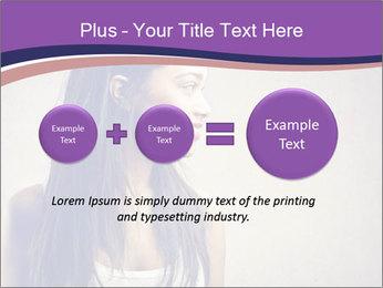 Black woman PowerPoint Template - Slide 75