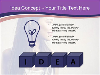 Black woman PowerPoint Template - Slide 80