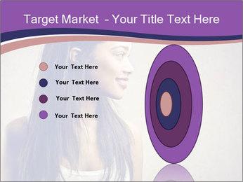 Black woman PowerPoint Template - Slide 84