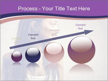 Black woman PowerPoint Template - Slide 87