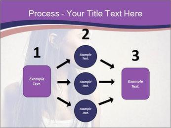 Black woman PowerPoint Template - Slide 92