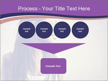 Black woman PowerPoint Template - Slide 93