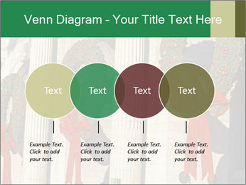 Christmas Wreaths PowerPoint Template - Slide 32
