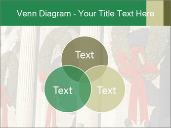 Christmas Wreaths PowerPoint Template - Slide 33
