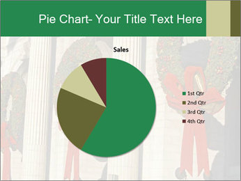 Christmas Wreaths PowerPoint Template - Slide 36