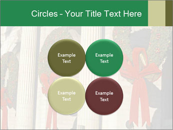 Christmas Wreaths PowerPoint Template - Slide 38