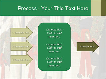 Christmas Wreaths PowerPoint Template - Slide 85