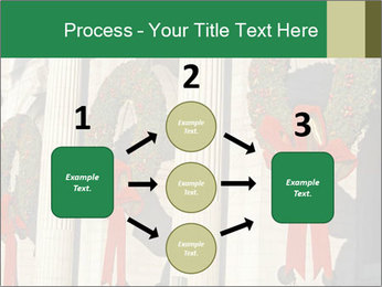 Christmas Wreaths PowerPoint Template - Slide 92