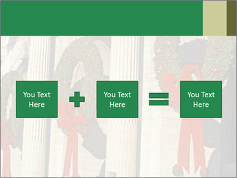 Christmas Wreaths PowerPoint Templates - Slide 95