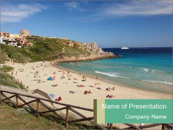 Sardinia PowerPoint Templates - Slide 1
