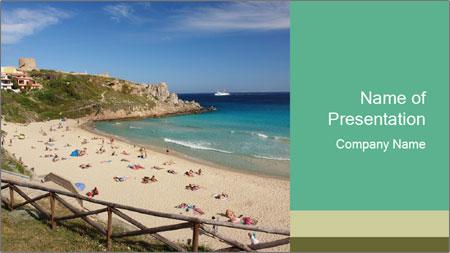 Sardinia PowerPoint Template