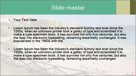 Sardinia PowerPoint Template - Slide 2