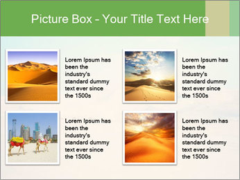 Desert PowerPoint Templates - Slide 14