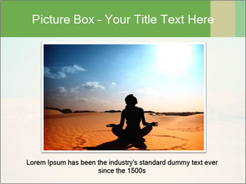 Desert PowerPoint Template - Slide 15
