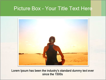 Desert PowerPoint Template - Slide 16