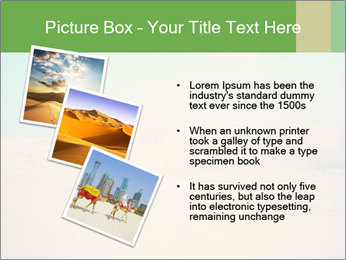Desert PowerPoint Template - Slide 17