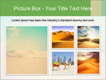 Desert PowerPoint Template - Slide 19