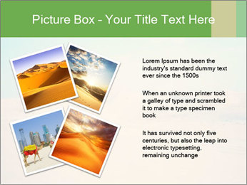 Desert PowerPoint Template - Slide 23