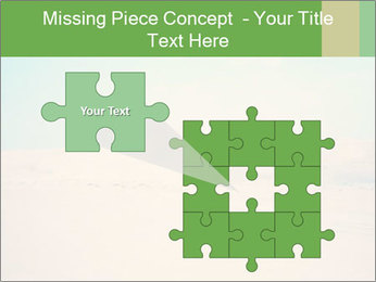 Desert PowerPoint Template - Slide 45