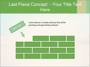 Desert PowerPoint Template - Slide 46