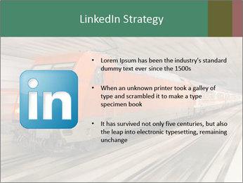 German train PowerPoint Template - Slide 12