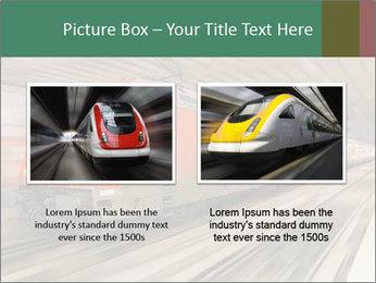 German train PowerPoint Template - Slide 18