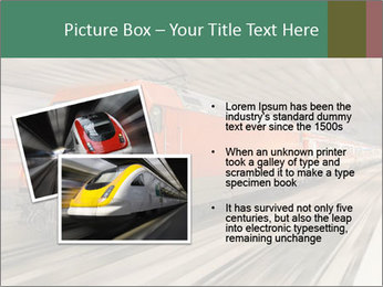 German train PowerPoint Template - Slide 20