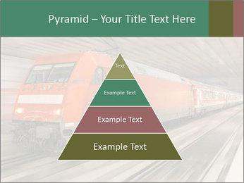 German train PowerPoint Template - Slide 30