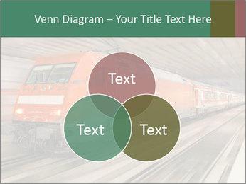 German train PowerPoint Template - Slide 33
