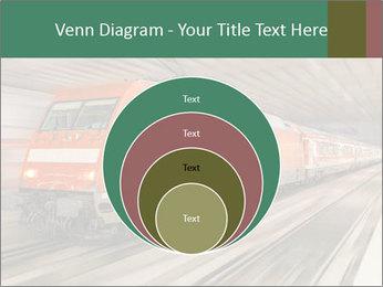 German train PowerPoint Template - Slide 34