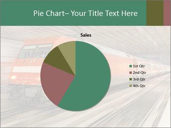 German train PowerPoint Template - Slide 36