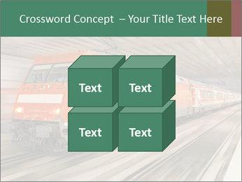 German train PowerPoint Template - Slide 39