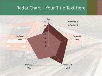 German train PowerPoint Template - Slide 51