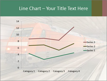 German train PowerPoint Template - Slide 54