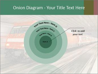 German train PowerPoint Template - Slide 61
