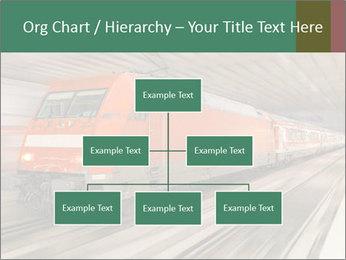 German train PowerPoint Template - Slide 66