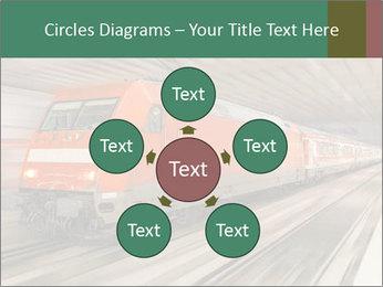 German train PowerPoint Template - Slide 78
