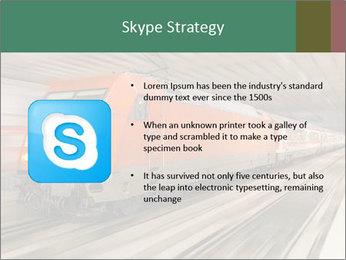 German train PowerPoint Template - Slide 8