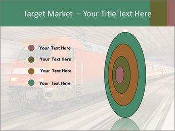 German train PowerPoint Template - Slide 84