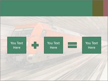 German train PowerPoint Template - Slide 95