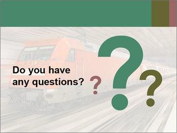 German train PowerPoint Template - Slide 96