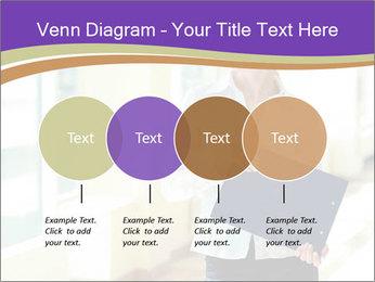 Woman in office PowerPoint Template - Slide 32