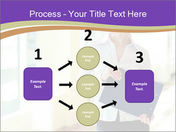 Woman in office PowerPoint Templates - Slide 92