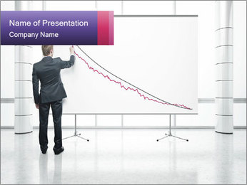 Man drawing PowerPoint Templates - Slide 1