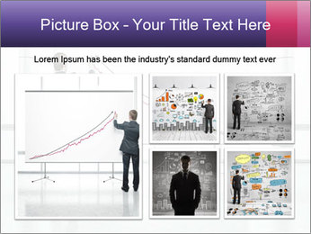 Man drawing PowerPoint Templates - Slide 19