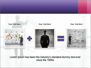 Man drawing PowerPoint Templates - Slide 22